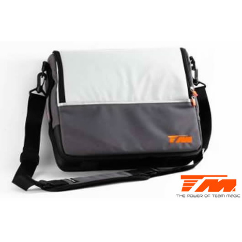 Team Magic Fashion Bag, Laptop & 1/18 car storage