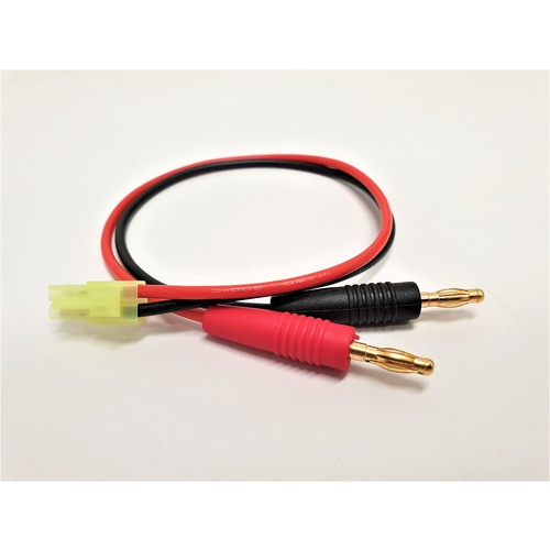 Mirco Tamiya charge 16AWG 30cm silicone wire