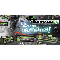 TORNADO RC BATTERIES