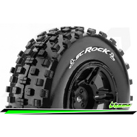 SC-Rock Wheel/Tyre suit Traxx front