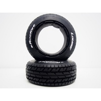 B-Rocket 1/5 Buggy Front Sport Tyre