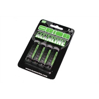 AA Batteries Alkaline (4)