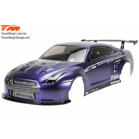 Painted Body E4D R35 Purple